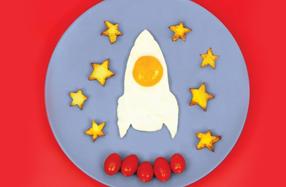 Los moldes más originales para huevos fritos