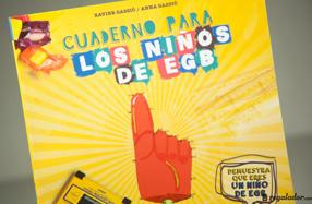 Cuaderno de actividades y pasatiempos para los niños de EGB