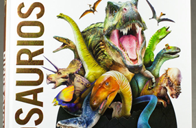 """""""Dinosaurios"""", la enciclopedia más jurásica"""