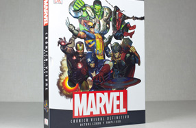 """Marvel"": la enciclopedia definitiva de sus super héroes"