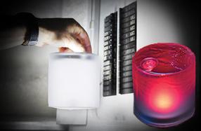 Luci EMRG: lámpara solar ecológica y luz de emergencia