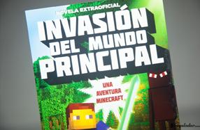 La novela de aventuras para amantes de Minecraft