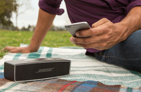 Bose Soundlink Mini bluetooth II: el altavoz portátil más potente