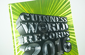 """El libro """"Guinness World Records 2016"""""""