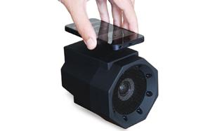 Boom box: el revolucionario altavoz que funciona sin conexiones