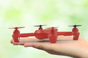 Naxo: su primer dron