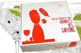 Pack de caprichotes para amantes del Gin&Tonic