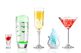 Cocktail R-Evolution: kit de coctelería molecular