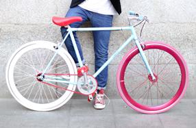 Bicicletas personalizadas por ti mismo