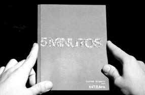 """""""5 Minutos"""": el libro creativo para desconectar del día a día"""