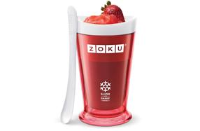 Revolucionario vaso de Zoku para preparar granizados y batidos